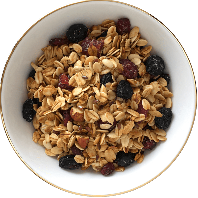 TheNibbleBox Cranberry Queue Granola