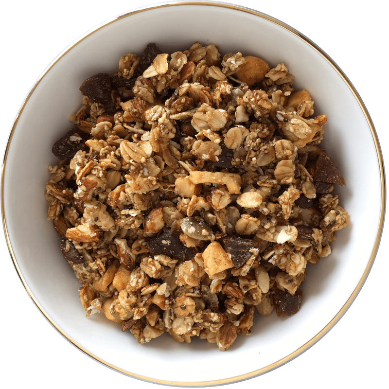 TheNibbleBox Himalayan Holiday Granola