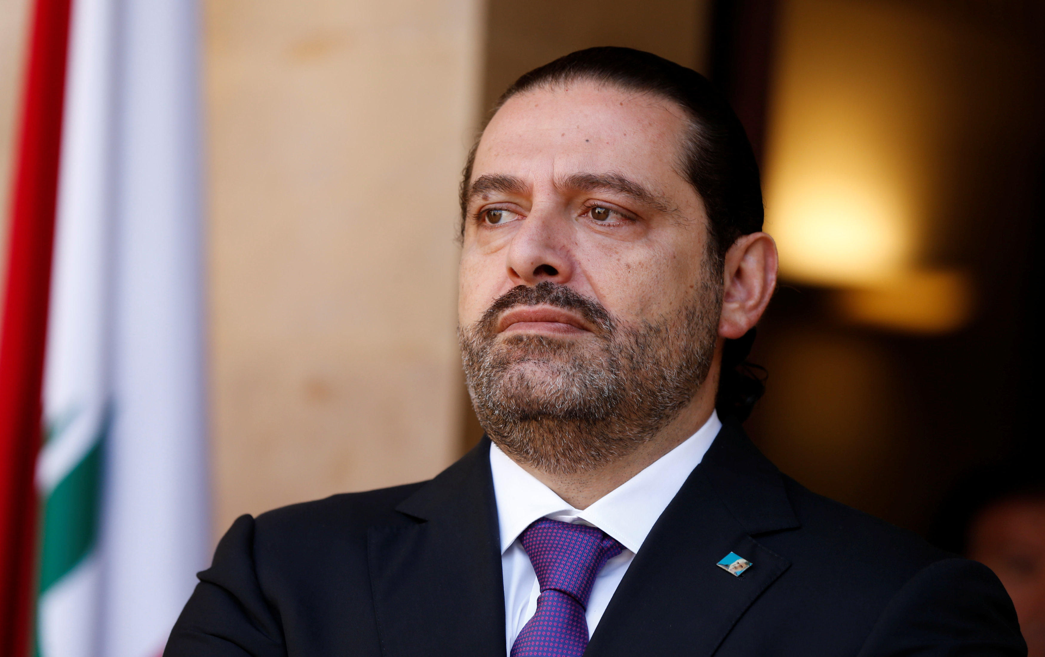 Lebanese Prime Minister Saad Hariri - Seven days and counting: Lebanon's protesters keep up pressure