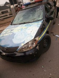 Photo news: how ex Governor Okorocha Was Arrested