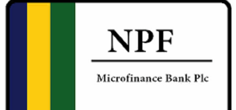 NPF Microfinance Bank Plc jobs 2021
