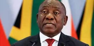 President Cyril Ramaphosa South Africa African Presidency Khusela