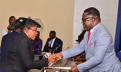 Gov. Ayade Swears In Acting Chief Judge, Pledges Independence Of Judiciary