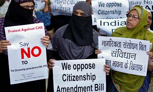 Indian Parliament Set To Vote On Controversial Citizenship Bill