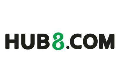 hub8 - best web hosting companies in nigeria