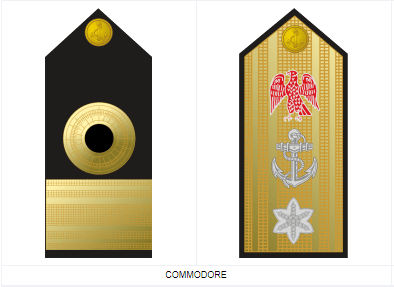 commodore nigerian navy