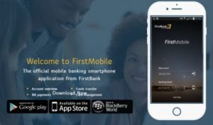 FirstMonie - first bank nigeria mobile banking
