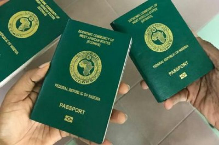 price of international passport in nigeria