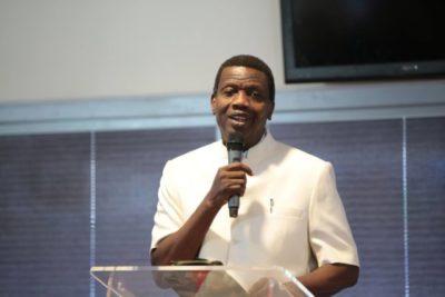 Pastor Adeboye - richest African pastors