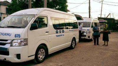GUO Transport Buses