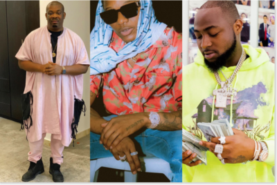 Top 10 Richest Musicians In Nigeria 2019 [Official Forbes List]