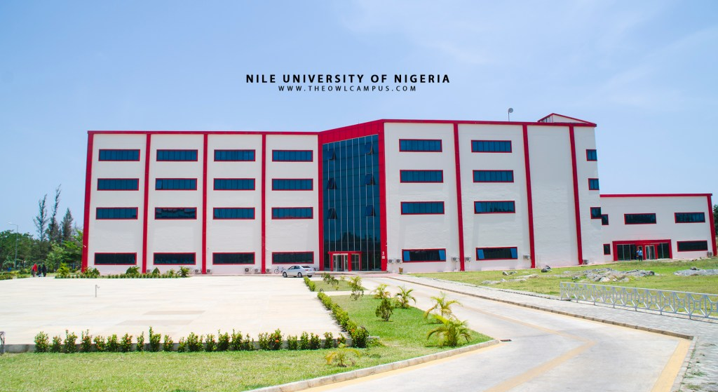 Nile University, Lekki - The Most Expensive University In Nigeria