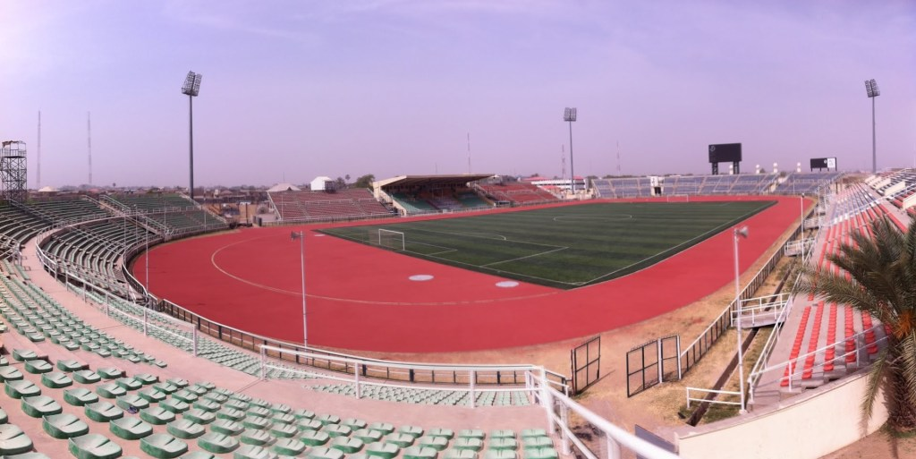 Sani Abacha Stadium - One of the Best Stadiums In Nigeria