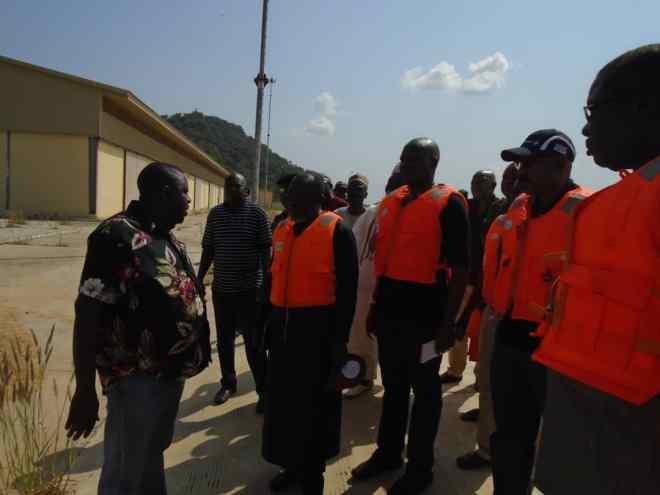 MD NIWA Sen Mamora in Baro Port Niger State