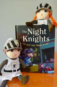The Night Knights and Book