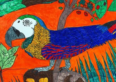 Impossible Birds | Stantec Artist of the Year Linda Vincent