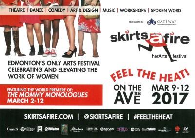 Skirts a Fire 2017
