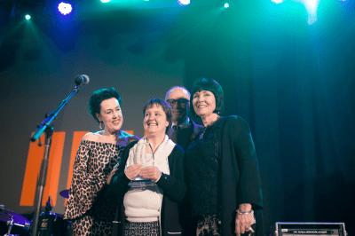 Changed Life Award Lisa Reece 2018