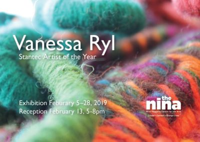 Vanessa Ryl | Stantec Artist of the Year