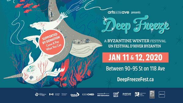 Deep Freeze 2020