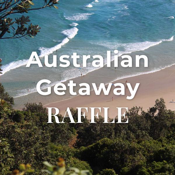 Australian Getaway Raffle