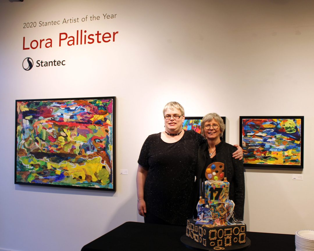 Lora Pallister & Wendy Hollo