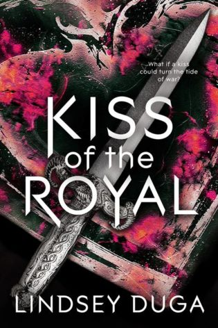 Kiss of the Royal Book Cover