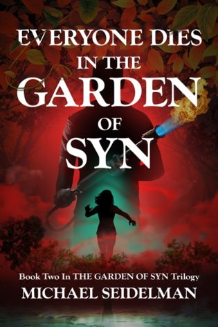 Everyone Dies in the Garden of Syn Book Cover