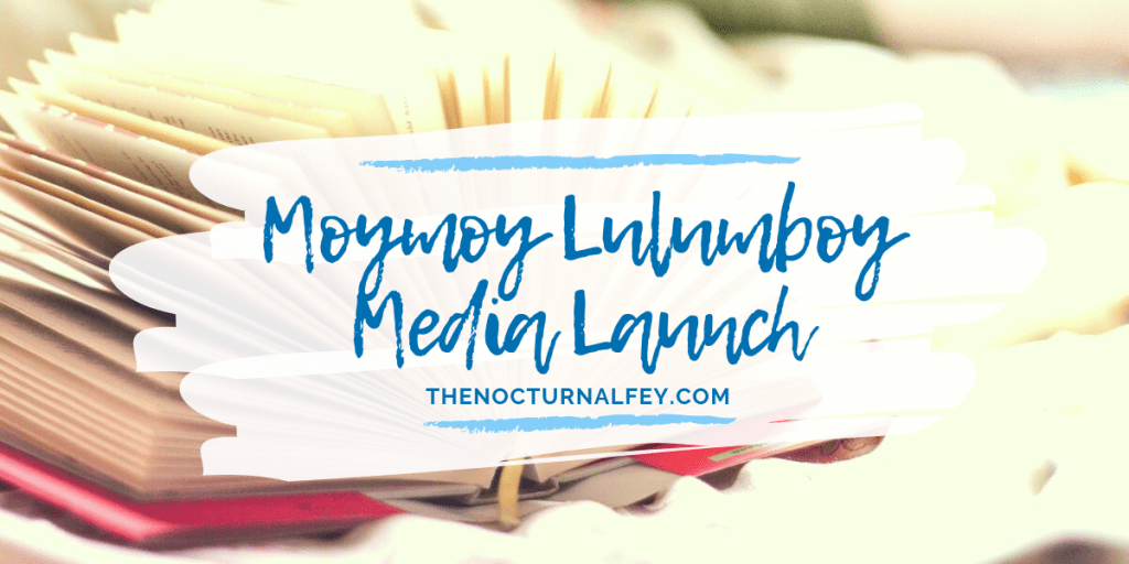 [Event Recap] Moymoy Lulumboy Book 6 Launch at the 40th Manila International Book Fair