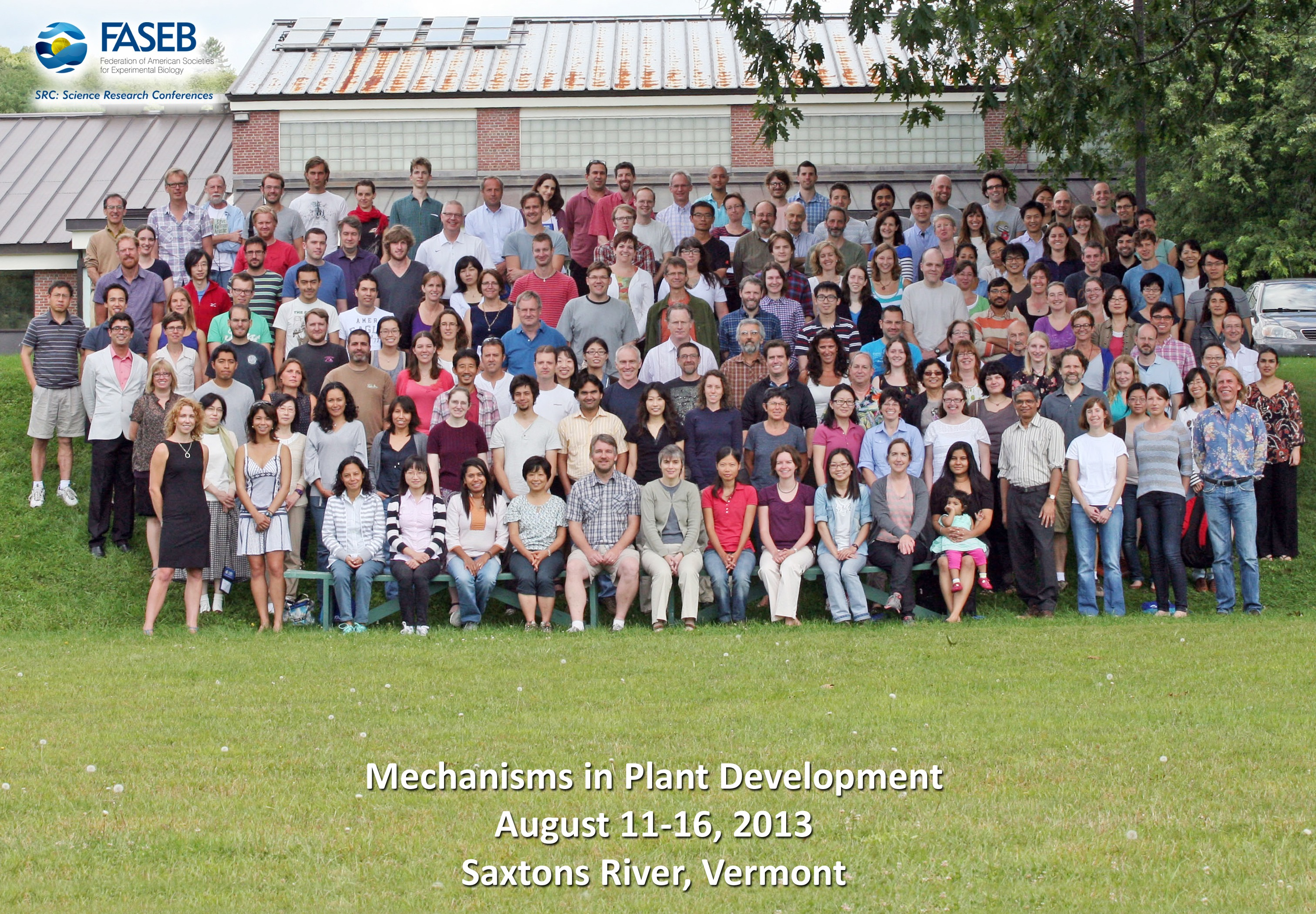 13th Faseb Plant Biology Conference Mechanisms In Plant Development