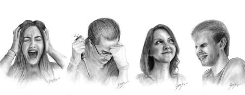 PhD emotions