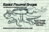 A sketchy alternative to the RPD business card.