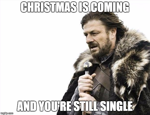 The Single AF Survival Guide to the Holidays (2016 Edition) / TheNoker.com / How to survive the 2016 holiday season with your family and friends as a single, lonely, forever alone person with the same style and grace as the lonely cat lady slash spinster down the street.