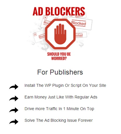 It is no longer business as usual fighting adblockers in a failed ad-supported web.