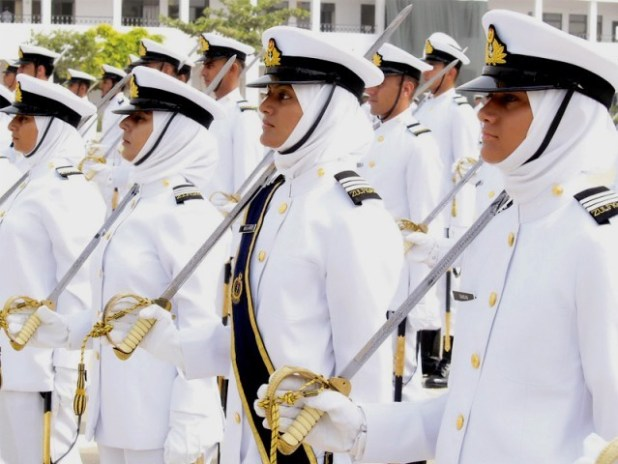 How to Join Female Pak Navy Step by Step Procedure Pakistan
