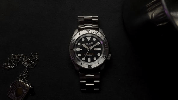Steel Seiko Modification SKX007 Strapcode Bracelet