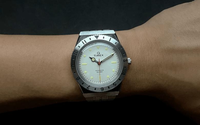 Timex Hodinkee 2020 Watch Release