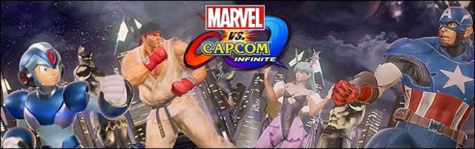 Marvel vs Capcom: Infinite will include your regular capcom roster of fighters mixed in with characters from Guardians of the Galaxy