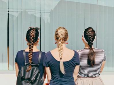 we call it, 100 degree hair