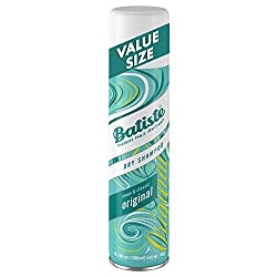 Batiste hairspray is valuable for the chronically ill who can't wash their hair everyday.