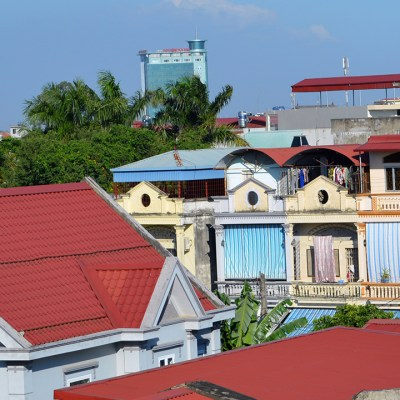 Hai Phong, Vietnam - residential area