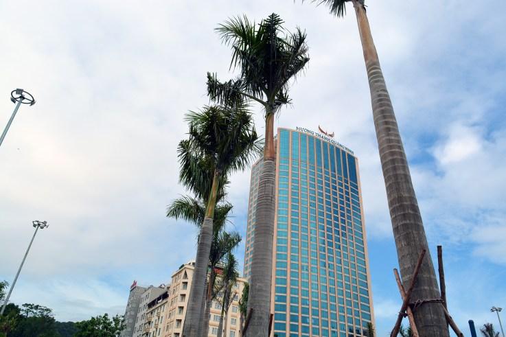 Around the city, Ha Long City, Vietnam