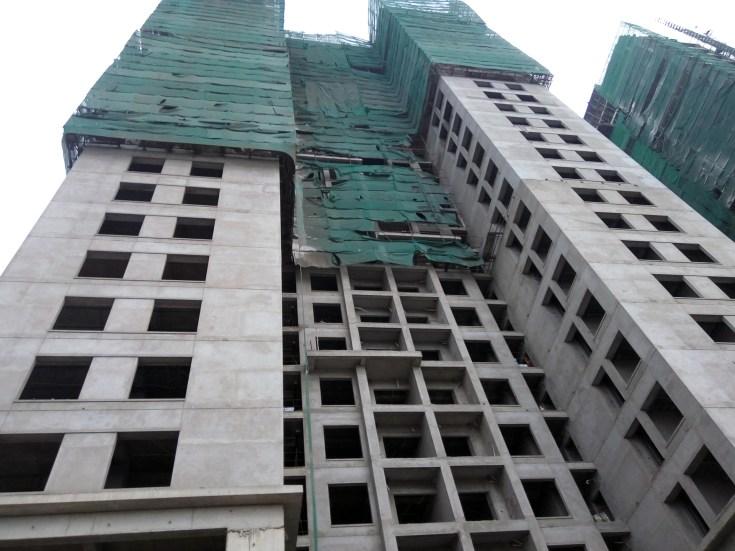 More constructions, Ha Long City, Vietnam