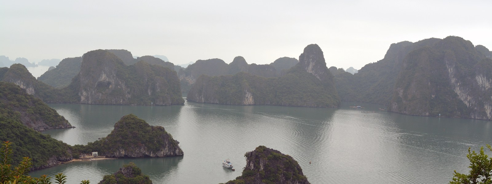 Ha Long Bay, Vietnam — pretty cool still
