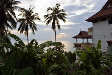 Haad Rin sunset, Koh Phangan, Thailand