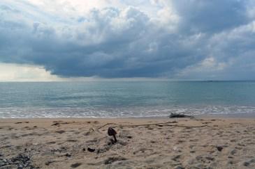 Anchor at Mae Haad Beach, Koh Phangan, Thailand