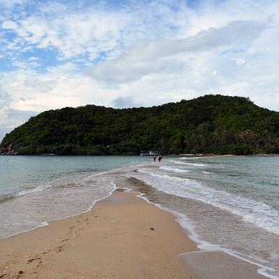 Shoal between Koh Phangan and Ko Ma islands