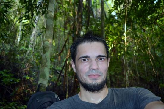 Selfie at Than Sadet National Park