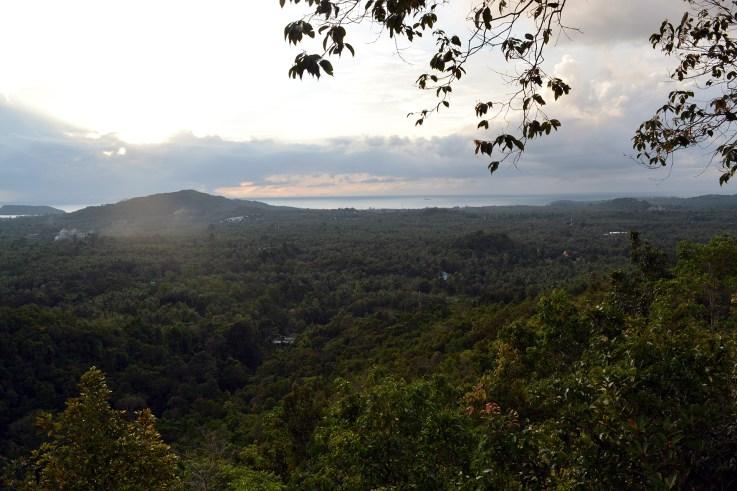 Hike at Than Sadet National Park