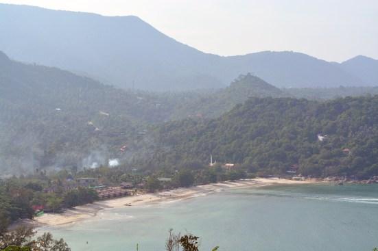 Ao Thong Nai Pan beach, Koh Phangan, Thailand